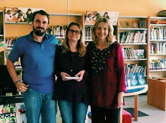 Biblioteca Gianni Rodari, Roma, Paola Minussi, Il primo raggio di sole
