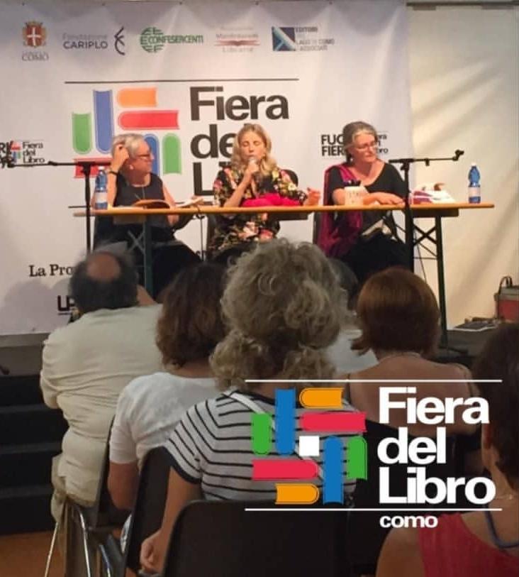 Fiera del Libro, Como, Paola Minussi, Alle Bonicalzi, Cristina Quarti, WiWs